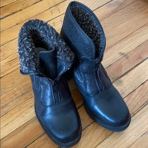 Exceed boots leather size 36 in good condition
